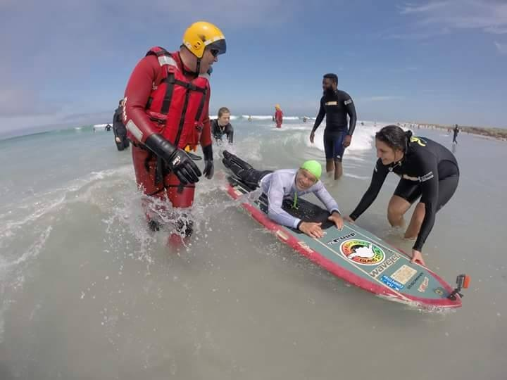 Sign Up for Adaptive Surf events